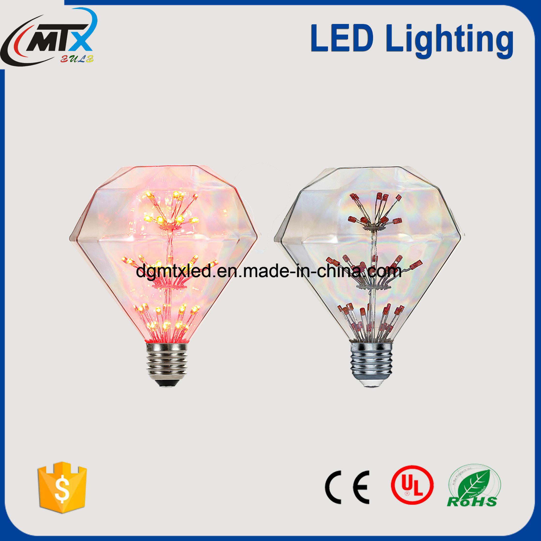 MTX-D95 LED lamp lighting bulb starry LED bulb romatic bulb decorative bulb