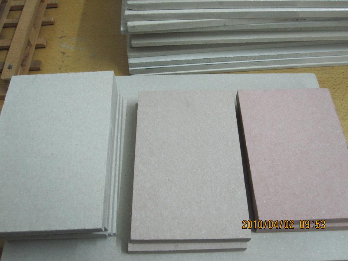 Calcium Silicate With Mirror Backing : China calcium silicate board medium density partition