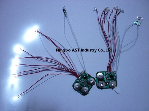 LED Lights, LED, Flashing Module, POS Display Flashing Module