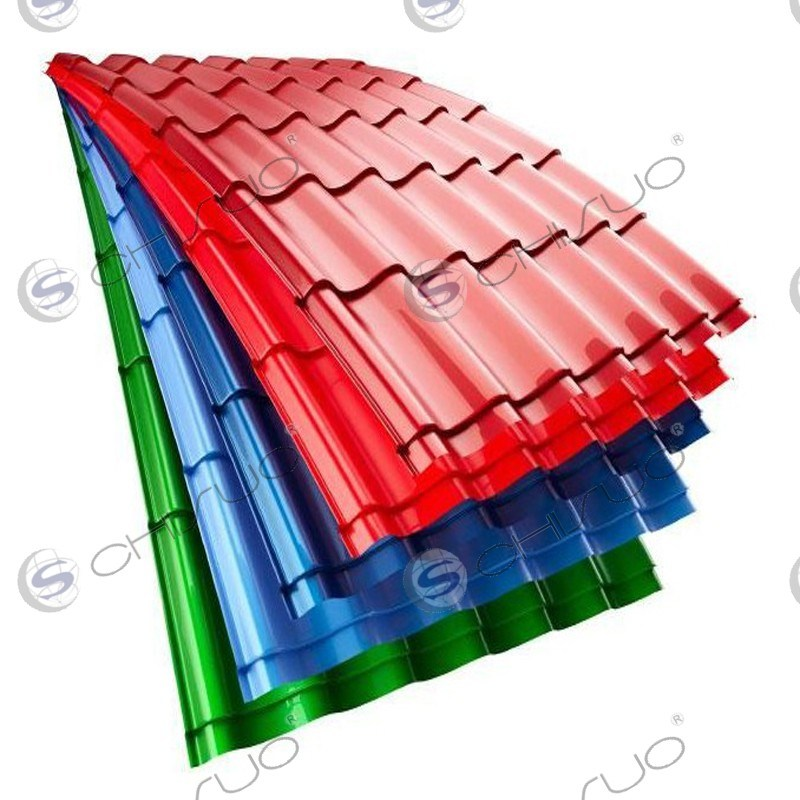 High Quality and Fashion Design Steel Roofing Sheet