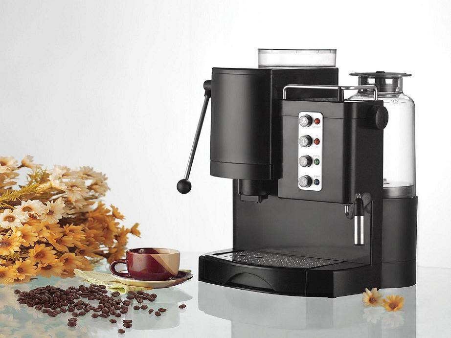 semi automatic coffee machine