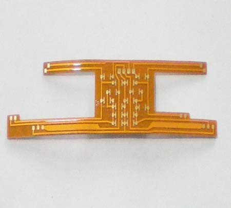 Computer Device Flexible PCB 0029 (in Sensor, with Ni-Au Plating)