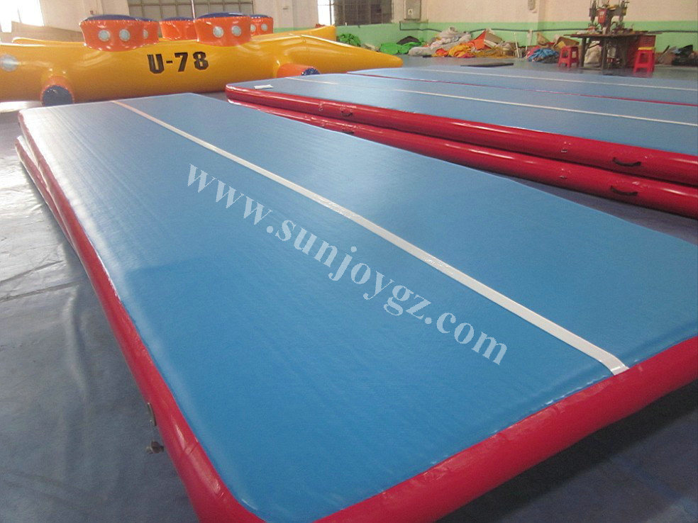 China Inflatable Air Track Air Floor Gym Mat Air
