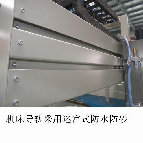 4-Axis Abrasive Water Jet CNC Cutting Machine, Stone