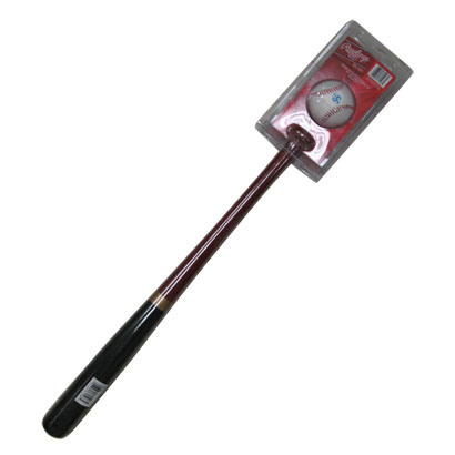 Baseball Set, Baseball and Bat, Blister Packaging (B06403)