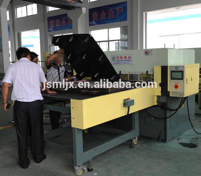 Ml Supply Blister Packaging Auto-Feeding Cutting Machine