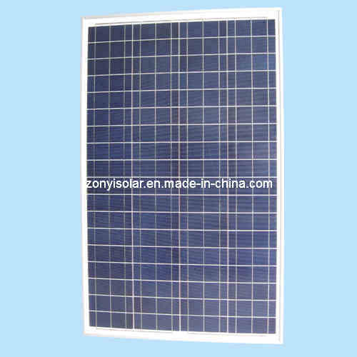 Polycrystal Silicon Solar Panel (80W-150W)