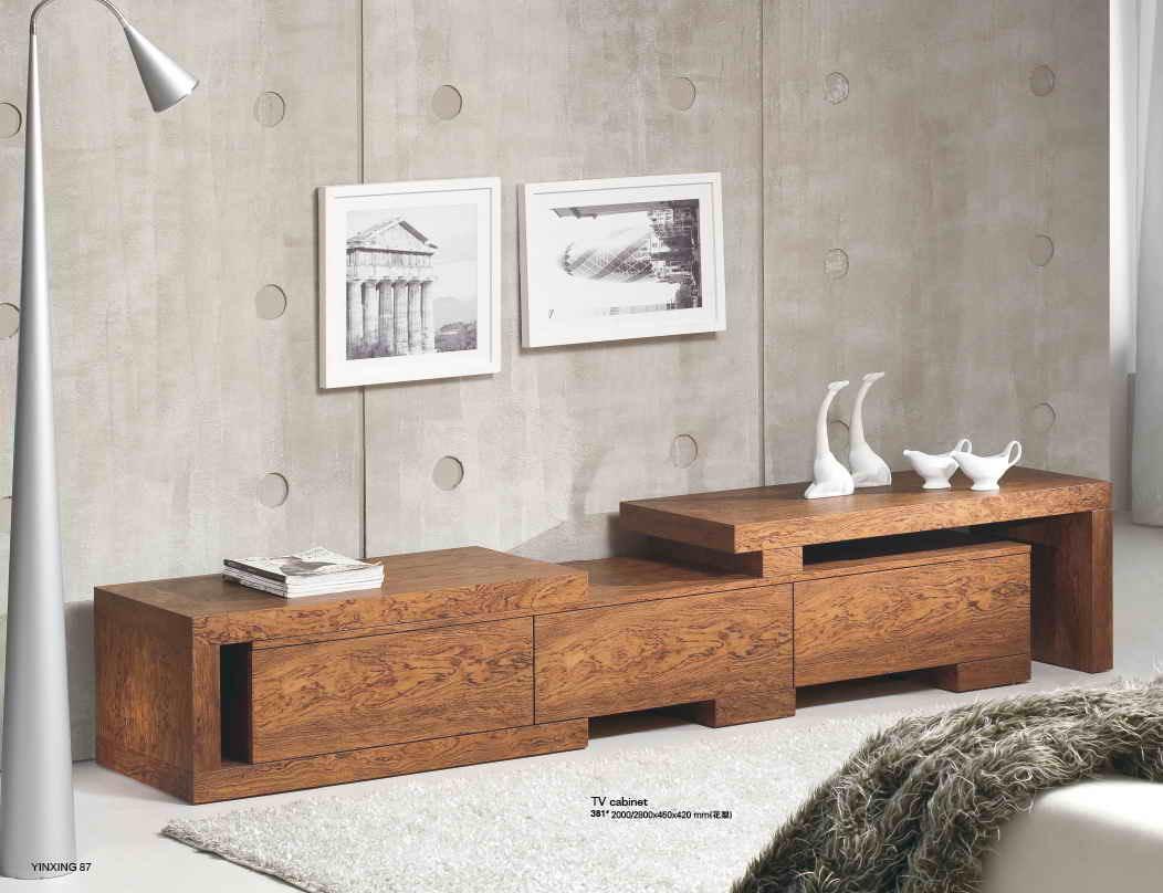 Winsome Wood Tv Table Set Walnut. Set Of 2 Faux Leather Swivel 30 ...