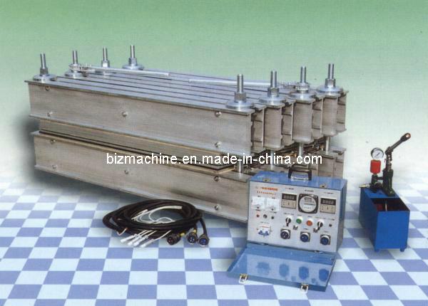 Electric Heating Conveyor Belt Vulcanizer Vulcanizing Press