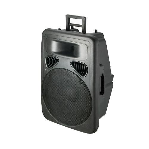 15′′ 2way Plastic DJ Speaker Box with USB SD FM Blue Tooth (PS-1015BT)
