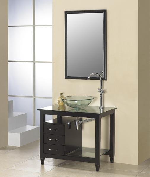 Bathroom Glass Vanities  HGTV