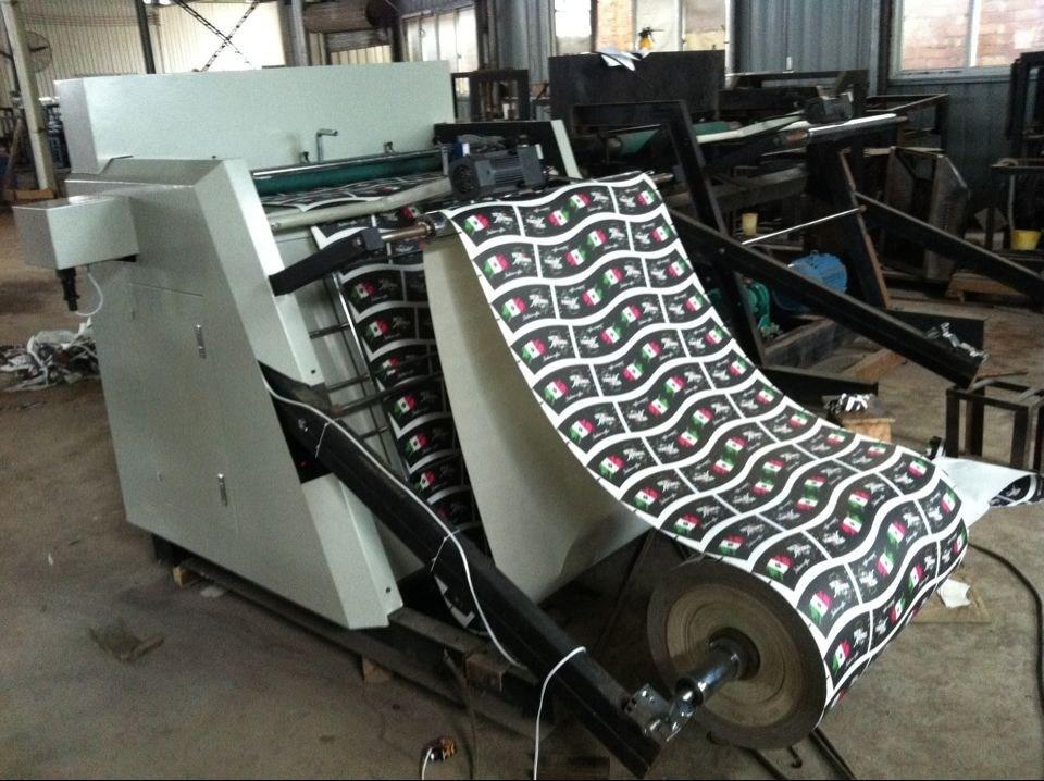 Full Automatic Roll Paper Die Cutting Machine (YT-LI 1000)