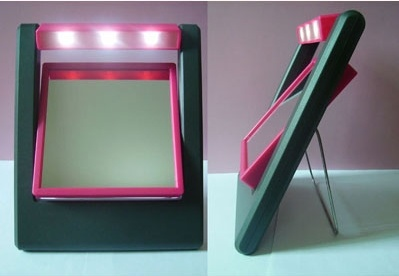 china travel light mirror ldm110 china makeup mirror. Black Bedroom Furniture Sets. Home Design Ideas