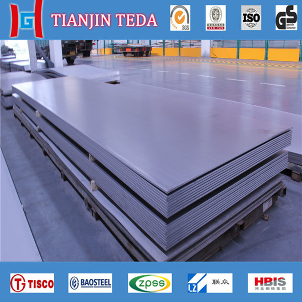Asme SA-240 304 Stainless Steel Plate