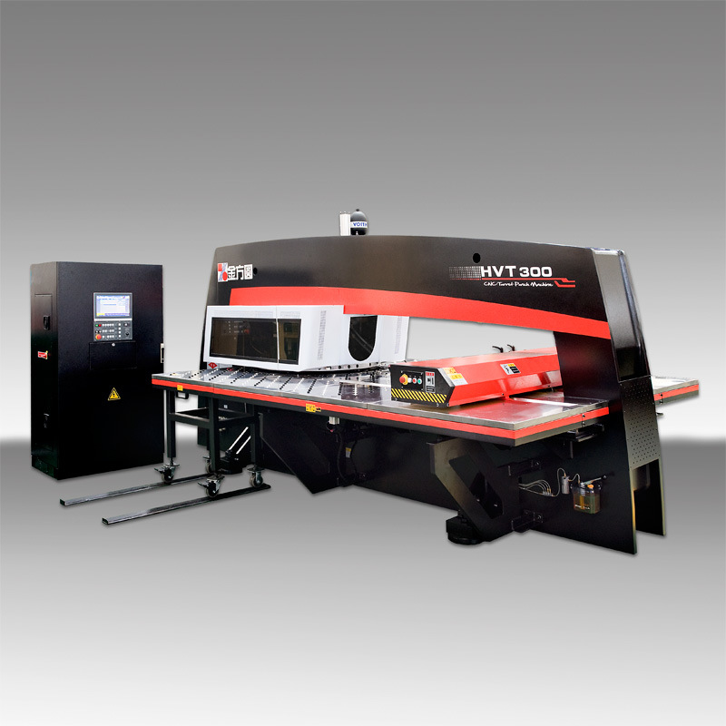 Hvt Series CNC Turret Punching Machine