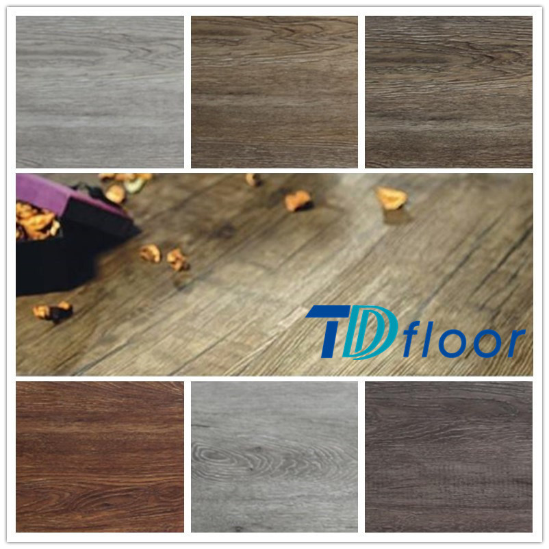 Best-Selling Wood Design Series PVC Vinyl Flooring