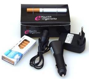 Electronic cigarette vapour stick