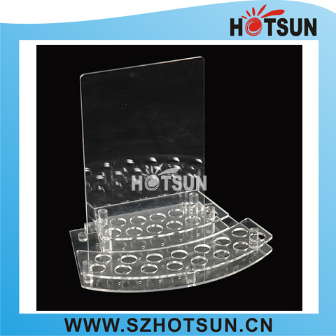 Makeup  on Fashion Acrylic Cosmetic Display Case   China Cosmetic Displays