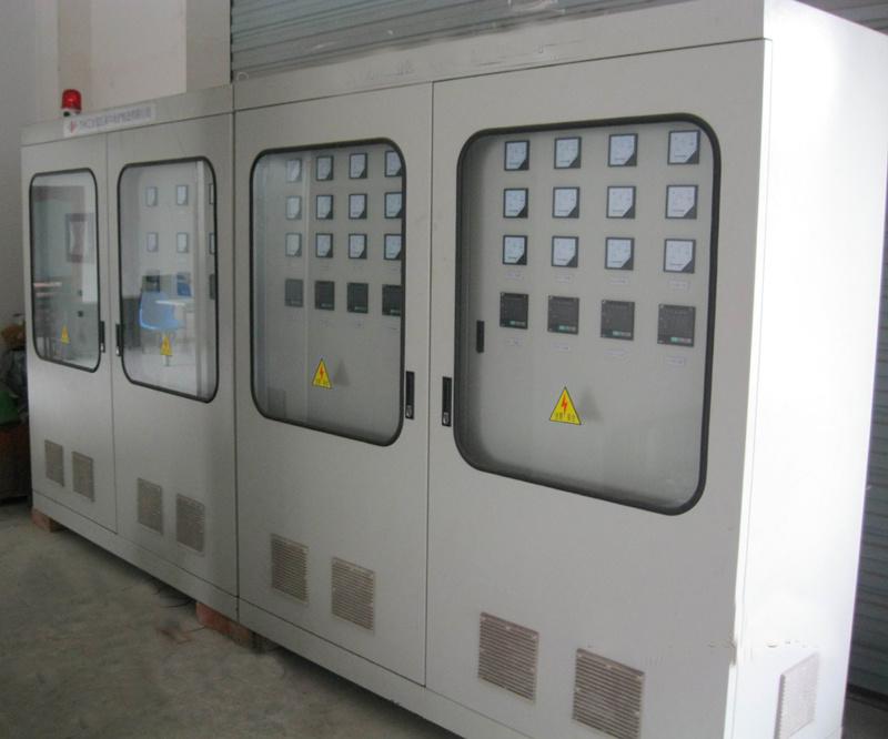 Continuous Mesh-Belt Heat-Treatment Furnace