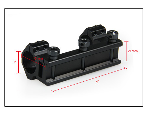 Double Ring Mount Tactical Rifle Scope Mount Cl24-0077