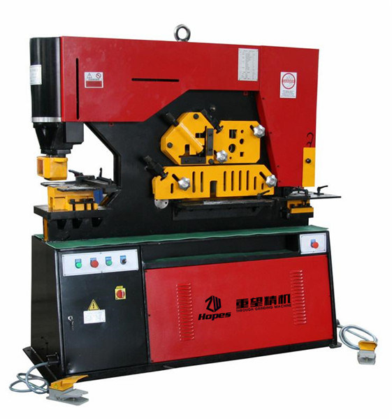 Q35y-16 Hydraulic Combined Punching Shearing