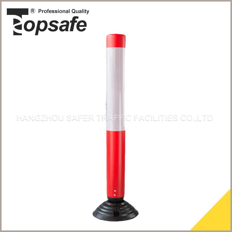 PE Plastic Flexible Traffic Warning Post (S-1405-100)