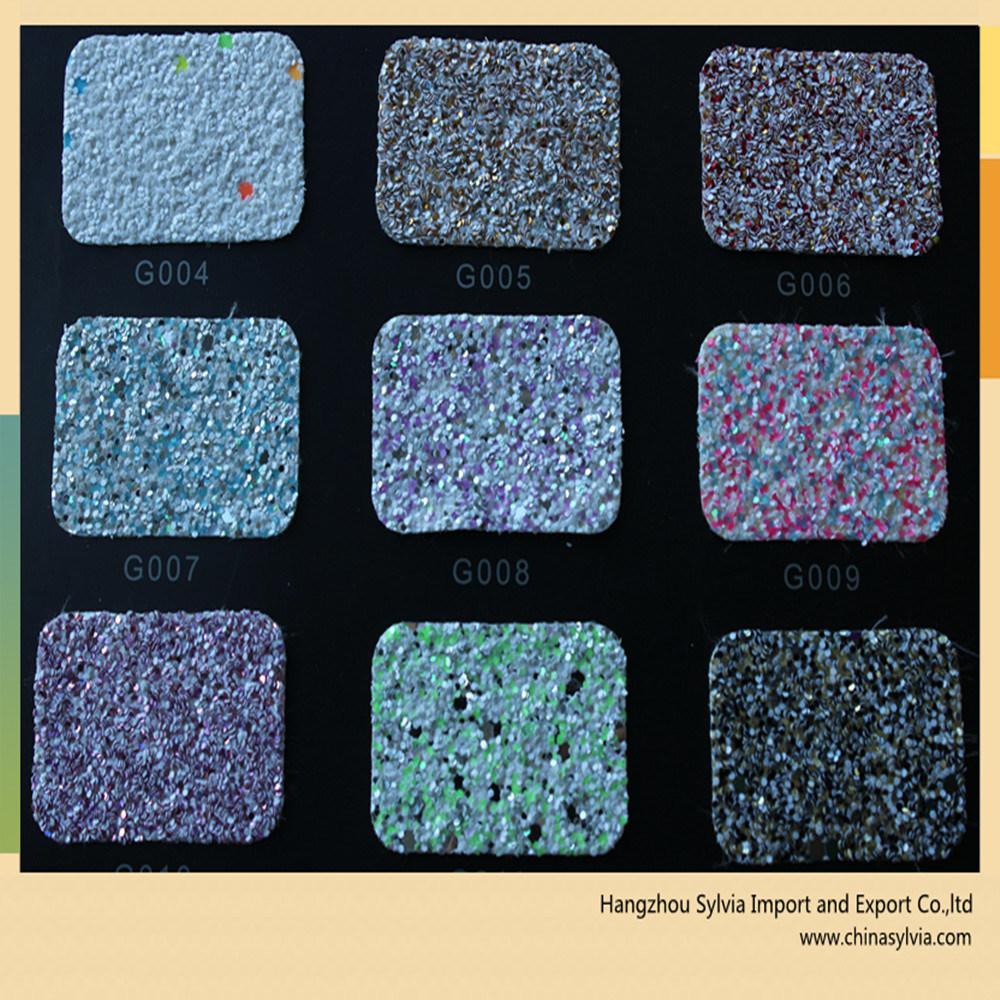 Shoe Upper Decorative Material Glitter