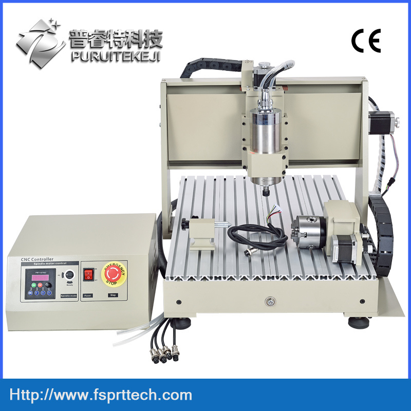 Metal Engraving Machinery Low Cost Metal CNC Router