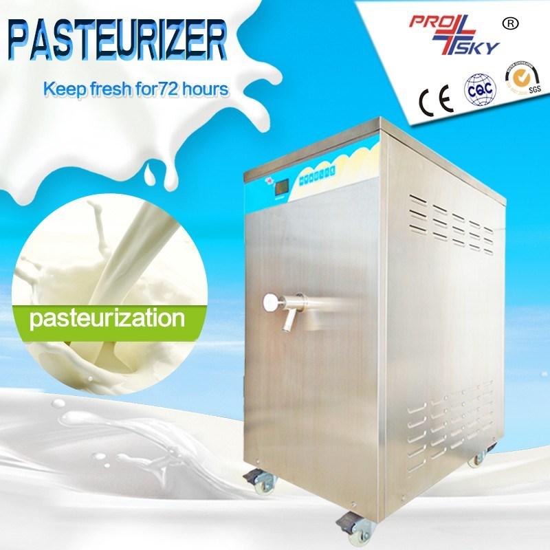 Small Milk Pasteurization Machine Manufacturer