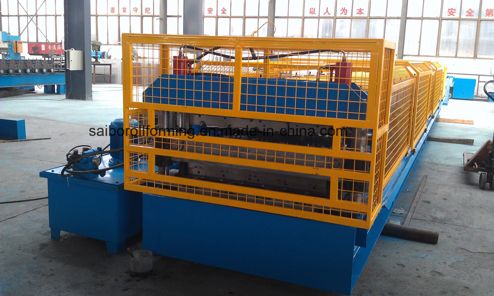 Double Layer Roll Forming Machine (940mm)