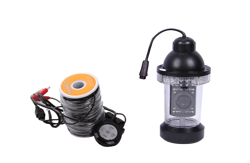 Underwater Camera 360 Degree Rotation Camera CR110-7B3 with DVR with 20m to 100m Cable