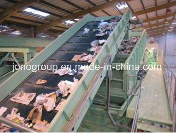 Automated Wastepaper Sorting Solution for Paper Recycling