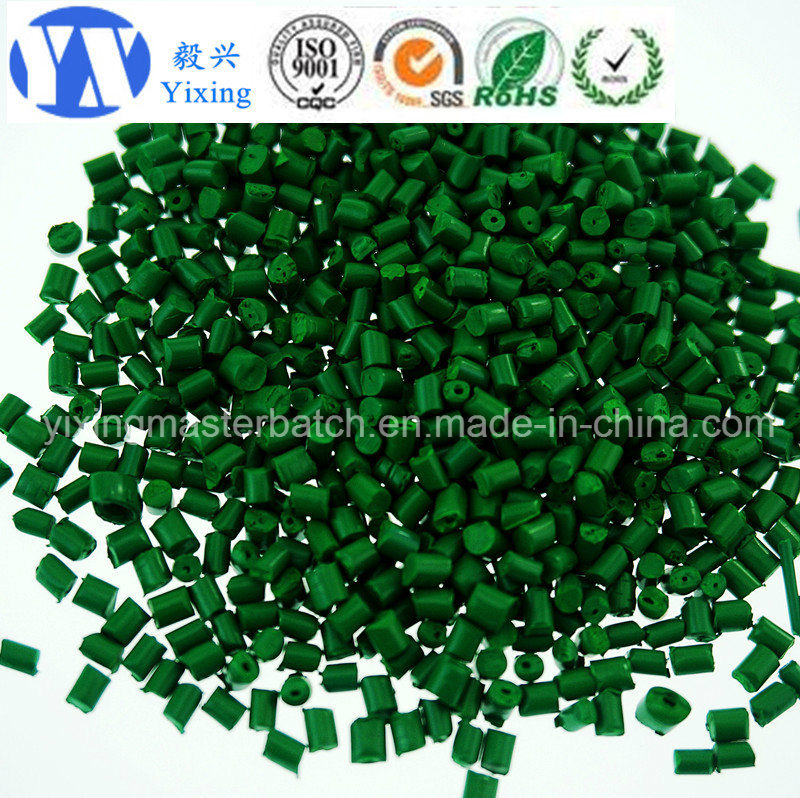 2017 Hot Sale Color Masterbatch for HDPE Bottle From China