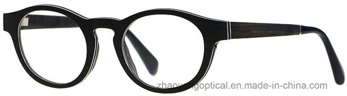 Premium Wooden Frame Glasses with Aluminum Sheet