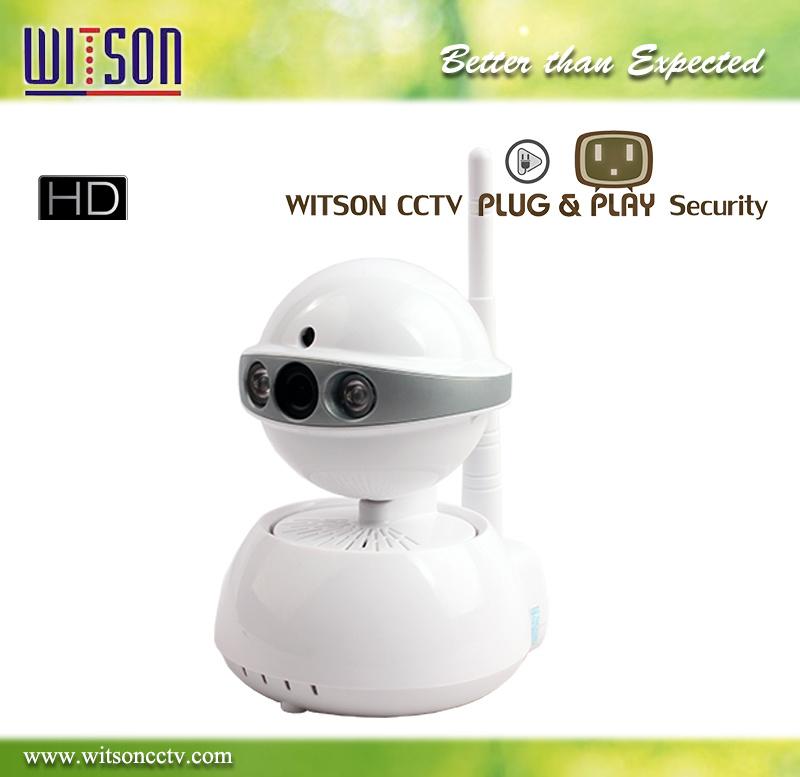 960p CCTV Wireless WiFi HD Smart PTZ IP Network P2p Camera