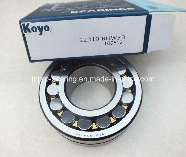 High Quality Industrial Spherical Roller Bearing Koyo 22315, 22316, 22317, 22318, 22319 Rhw33