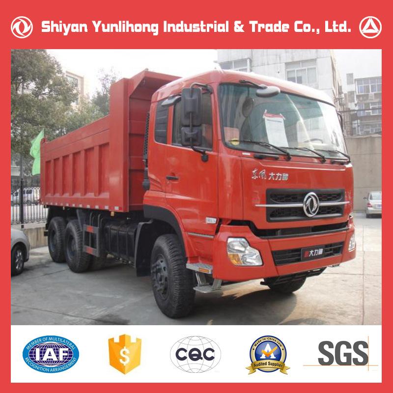 Dfl3251A Dongfeng Brand Dumper Truck/Tipper Truck