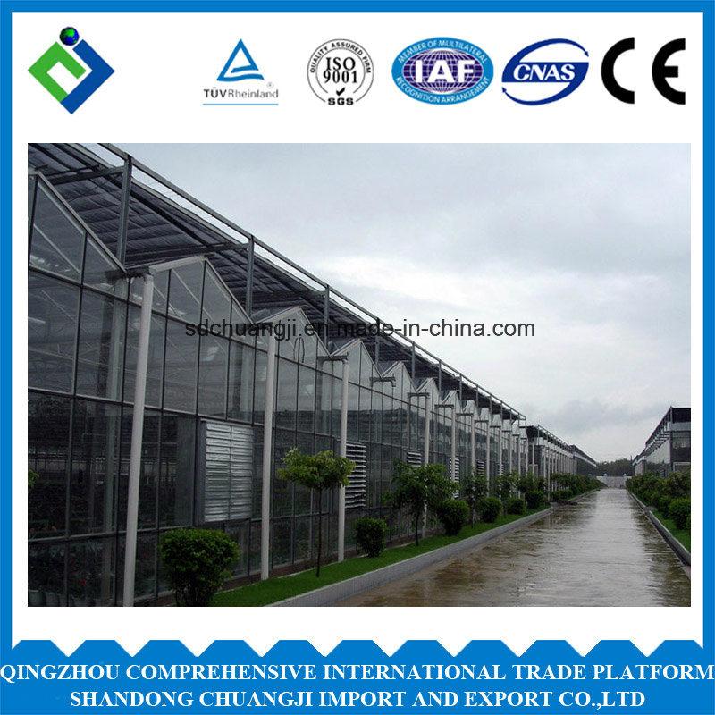 Polycarbonate Greenhouse System