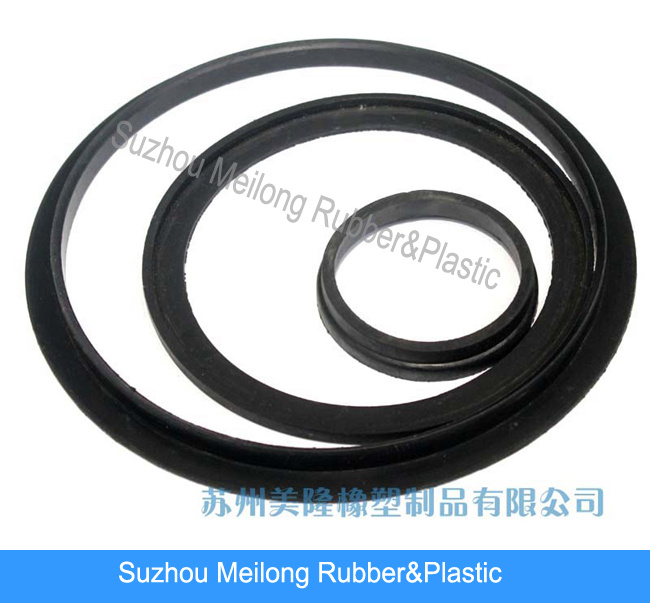 Custom Rubber O-Ring Used in Industries