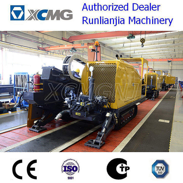 XCMG Xz680A Horizontal Directional Drilling Machine (HDD machine) with Cummins Engine