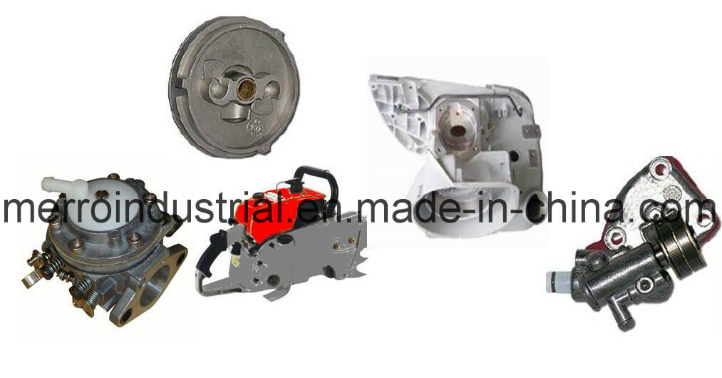 Ms070 Petrol Chainsaw and Chain Saw Ms070 with 105cc and 2-Stroke