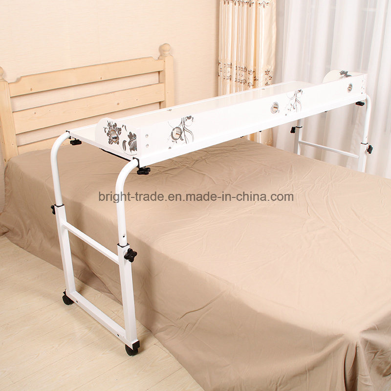 Height Adjustable Over Bed Computer Table/Desk/Furniture/Workstation