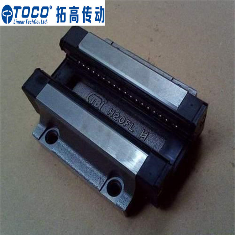 Universal High Precision Linear Guide Assembly for Machine Tool (TRS model)