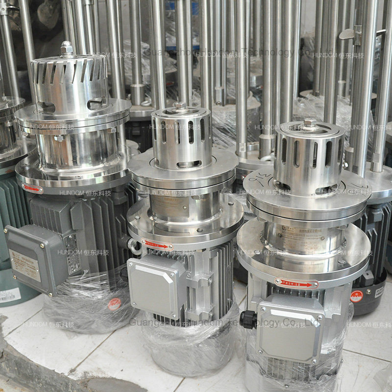 High Efficiency High Shear Emulsifier for Juice