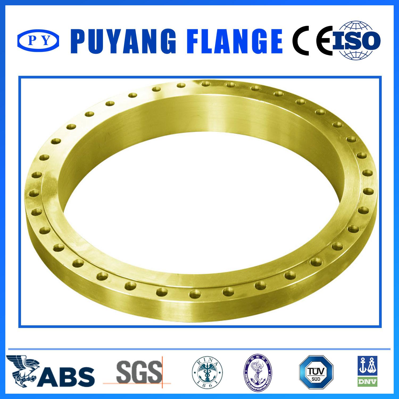 ASME B16.5 Wnrf Alloy Steel Forged Flange F11 Cl2 (PY00107)