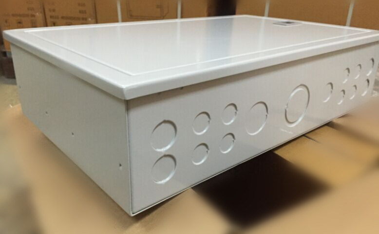 Row Type Metal Distribution Box
