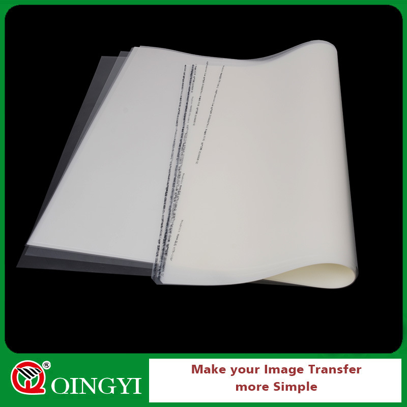 Qingyi Guangzhou Plastisol Ink Apply Screen Printing Release Film