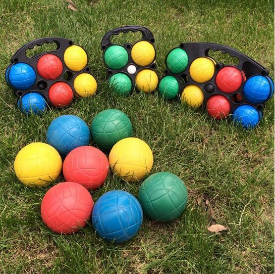 Outdoor Group Game 6 Pieces Bocce Ball Set