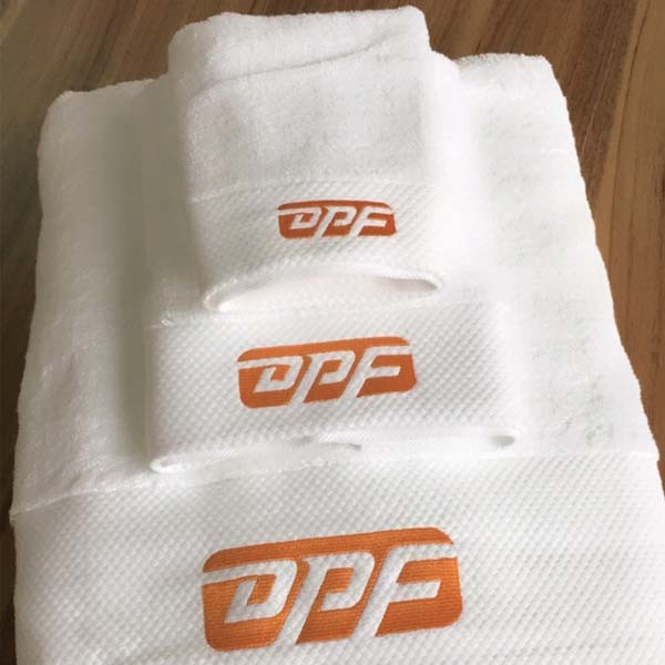 DPF Brand 100% Cotton 24X50 Inch Bath Towels (DPF107207)
