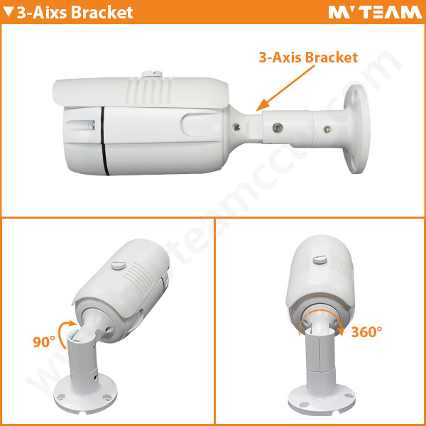 Professional Waterproof IP66 Megapixel P2p IP Poe Camera (MVT-M17)